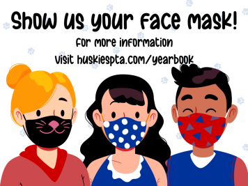 Yearbook Face Mask Selfie web graphic 1