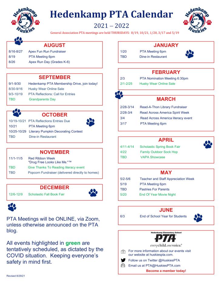 Hedenkamp PTA Activities Calendar 2021-22 (3)